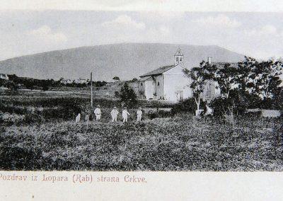 Povijest Lopara